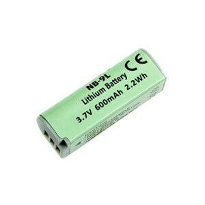Bateria - NB-9L Swiss+pro 600mAh   SWI501018