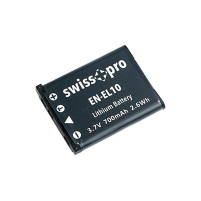 Swiss+Pro Batería EN-EL 10 700mAh
