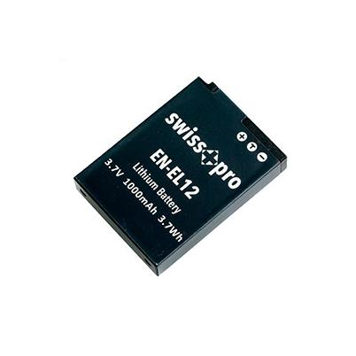 Bateria - EN-EL 12 Swiss+pro 1000mAh | SWI501021
