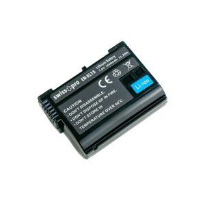 Bateria - EN-EL 15 Swiss+pro 1600mAh | SWI501023