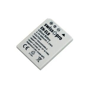 Bateria - EN-EL 8 Swiss+pro 600mAh | SWI501028