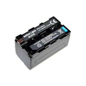 Bateria - NP-F770 Swiss+pro 5200mAh | SWI501032