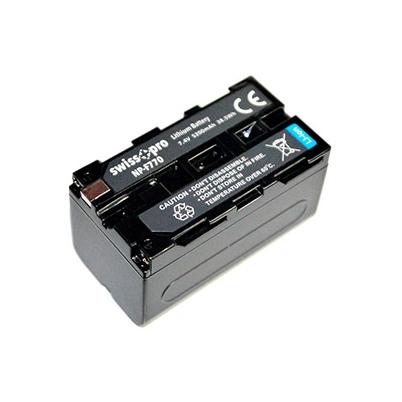 Batería NP-F770 Swiss+Pro 5200mAh