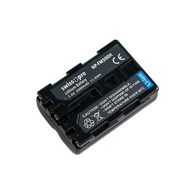 Batería NP-FM500H Swiss+Pro 1600mAh