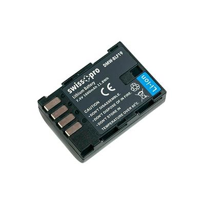 Swiss+Pro Batería DMW-BLF19 1600mAh