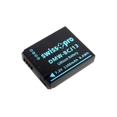 Swiss+Pro Batería DMW-BCJ13 1100mAh