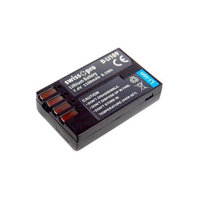 Batería D-LI109 Swiss+Pro 1100mAh | SWI501090