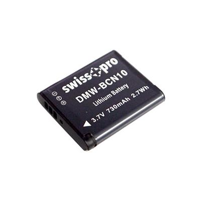 Swiss+Pro Batería DMW-BCN10 730mAh