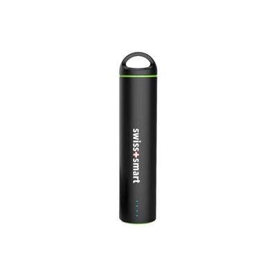 Bateria Externa - Swiss+Smart Powerbank JUNIOR 2600mAh Negro | SWI502002