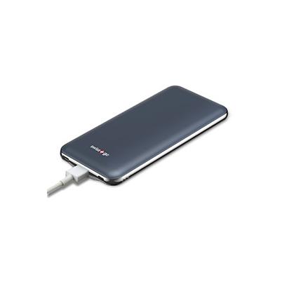 Swiss+Go Batería Externa  Powerbank 10200mAh Azul