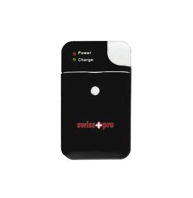 Swiss+Pro Cargador Baterías C-734U Universal Negro 1xUSB