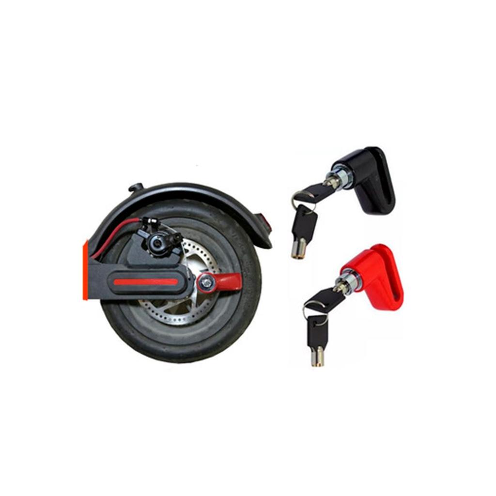 Swiss+Go Accesorio Movilidad Eléctrica ZM030 Candado disco patinete