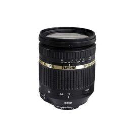Objetivo - Tamron Nikon II SP AF   17-50mm