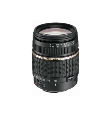 Objetivo - Tamron Nikon AF  18-200mm | T80068