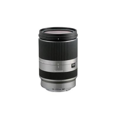 Objetivo Tamron Sony AF 18-200mm (Sony sin espejo) Plateado