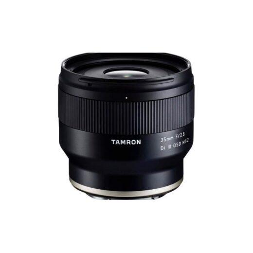 Objetivo Tamron Sony E AF 35mm | T83012