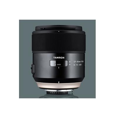 Objetivo Tamron Canon SP AF 45mm