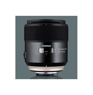 Objetivo Tamron Sony SP AF 45mm | T81089