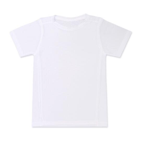 AP Camiseta Técnica Blanca Personalizable Unisex manga corta Talla S