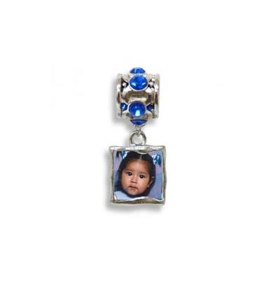 Foto-Joya Pulsera pieza extra porta foto Sapphire | MMK.AOB.000.009