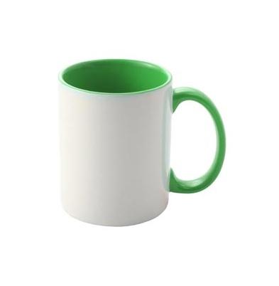Taza Cerámica 11oz Verde | SPM.082.096.025
