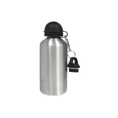 Botella 500 ml Aluminio con dos tapones | SDB.072.160.001