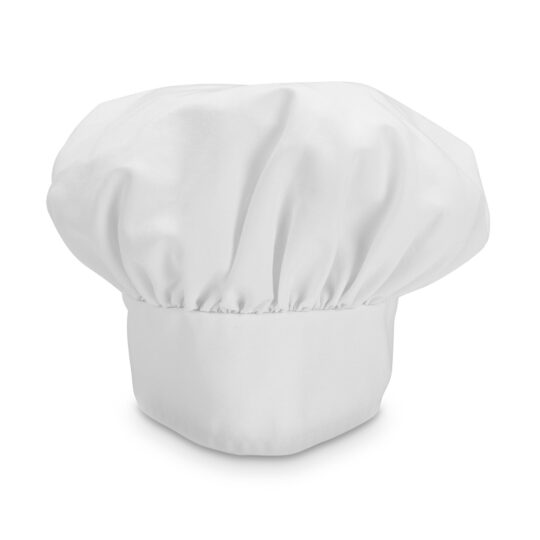 AP Gorro Blanco Cocinero Personalizable