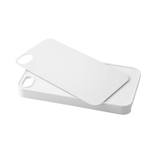 iPhone 4/4s Carcasa Plástico Blanca