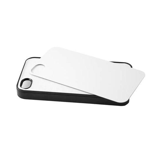 iPhone 4/4s Carcasa Plástico Negra
