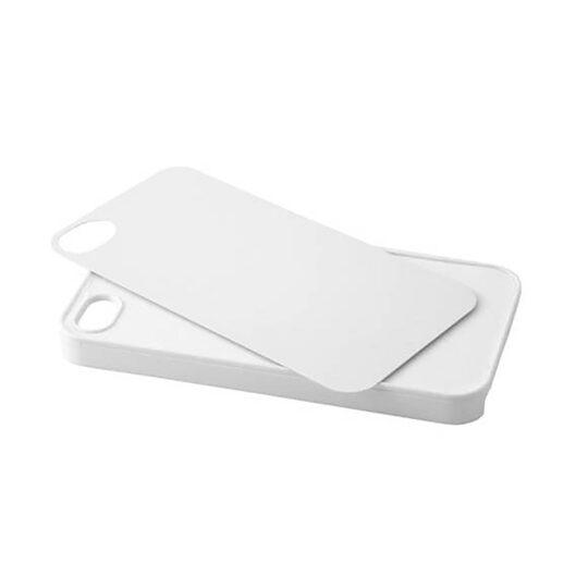iPhone 5/5s Carcasa Plástico Blanca