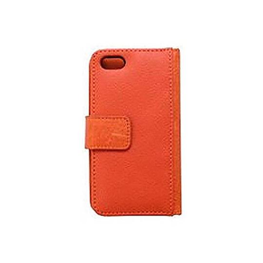 iPhone 5/5s Funda Polipiel Naranja