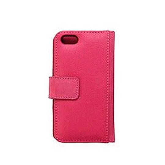iPhone 5/5s Funda Polipiel Rosa