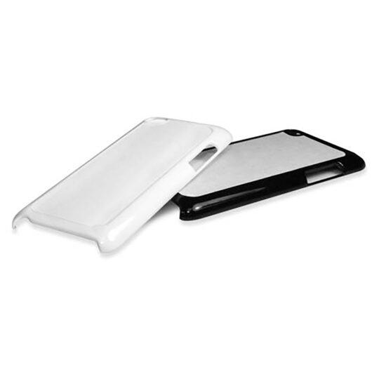 iPod Touch 4 Carcasa Plástico Negra