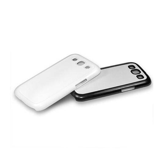 Samsung Galaxy S3 / GT-i9300 Carcasa Plástico Blanca
