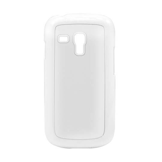 Samsung Galaxy S3 Mini / i8190 Carcasa Plástico Blanca
