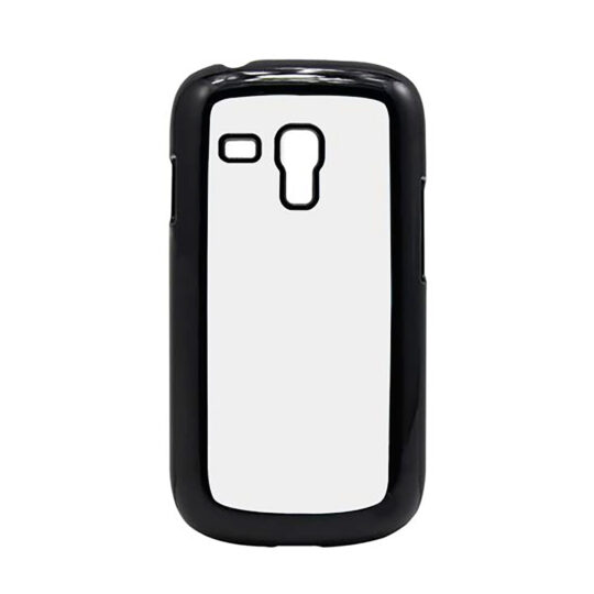 Samsung Galaxy S3 Mini / i8190 Carcasa Plástico Negra