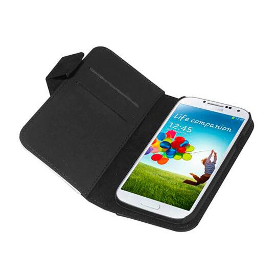 Samsung Galaxy S4 / GT-i9500 Funda Polipiel