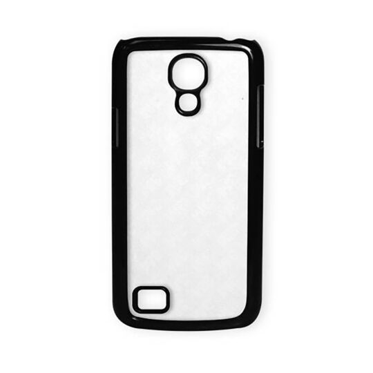 Samsung Galaxy S4 Mini / i9195 Carcasa Plástico Negra