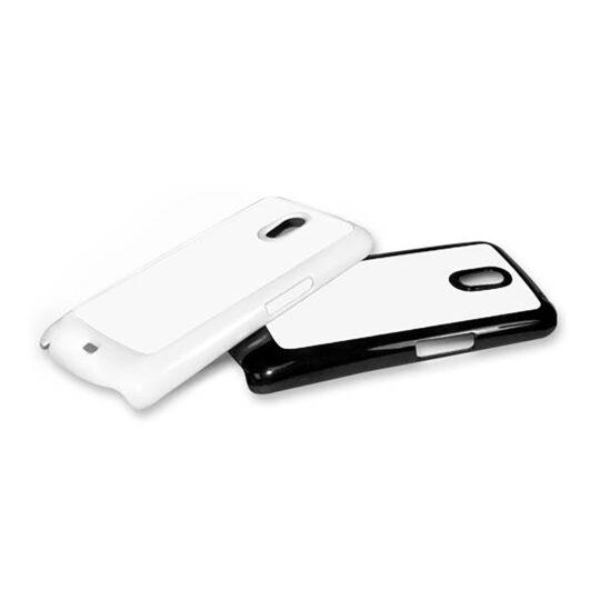 Samsung Galaxy Nexus / i9250 Carcasa Plástico Negra