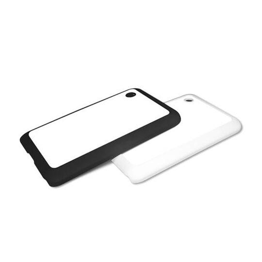 iPhone 7/8 Carcasa Goma Negra