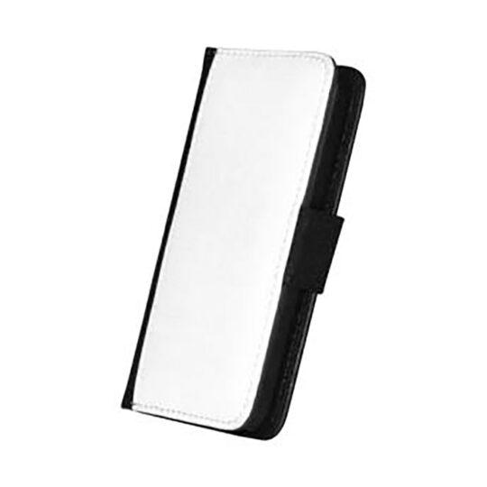 iPhone 5c Funda Móvil Polipiel Negra