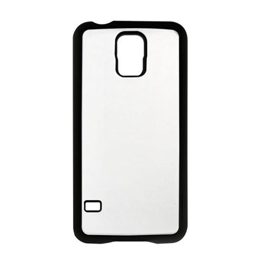 Samsung Galaxy S5 / G-900F Carcasa Plástico Negra