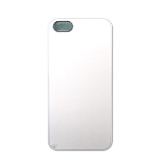 iPhone 5c Carcasa Plástico Blanca
