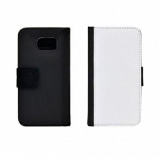 Samsung Galaxy S6 / G-900F Funda Polipel Negra