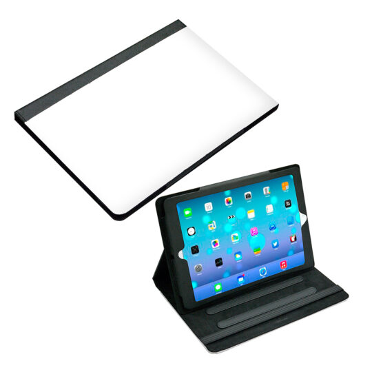 iPad Funda Polipiel Air Negra