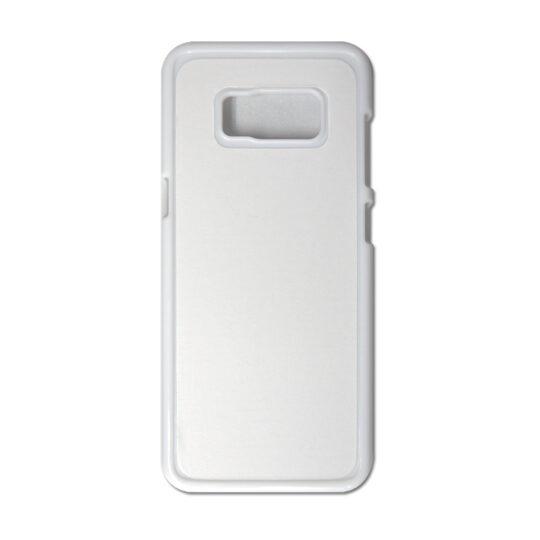 Samsung Galaxy S8 Plus Carcasa Plástico Blanca