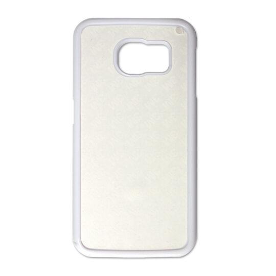 Samsung Galaxy S6 Edge Carcasa Plástico Blanca
