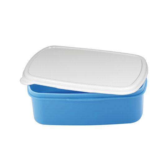 AP Fiambrera Personalizable Plástico Azul
