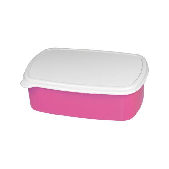 AP Fiambrera Personalizable Plástico Rosa