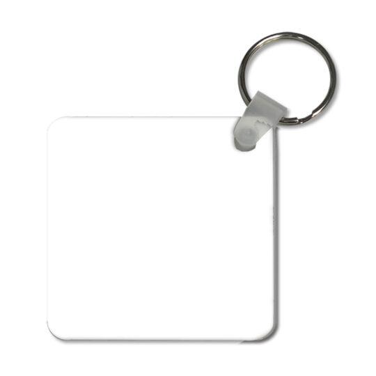 AP Llavero Plástico Cuadrado 6,0 x 6,0 cm